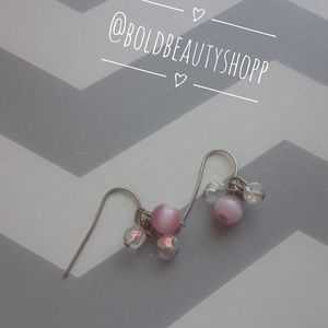 Jewelry - Cluster ball earings